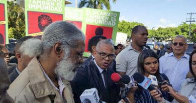 Comienzan las presiones por condena en caso Arsenio Quevedo