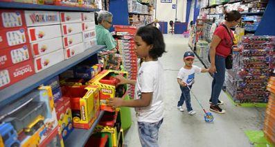 Los juguetes educativos superan a los violentos en las ofertas por Día de Reyes