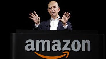 Jeff Bezos destrona a Bill Gates como el mas rico del Mundo