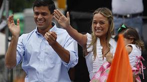 Nace hija del opositor venezolano Leopoldo López y Lilian Tintori