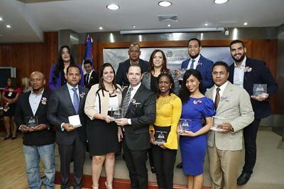 Diputada Karen Ricardo realiza premiación Jóvenes Empoderados y Proactivos 2018 con motivo al Día Nacional de la Juventud.