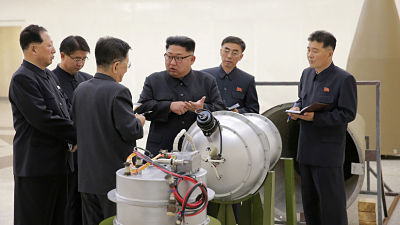 """Inteligencia de EE.UU.: """"Avance del programa nuclear de Kim Jong-un es nuestro fracaso más grande"""""""