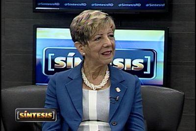 Diputada Bournigal sospecha que Hipólito Mejía no aspirará a la presidencia en el 2020