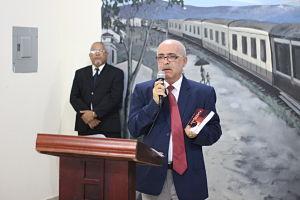 El investigador internacional Ángel Martínez realiza ciclo de conferencias y visitas educativas en varias regiones del país