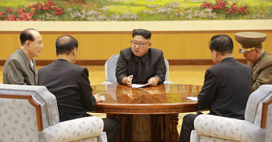 Kim Jong-un restablece el canal de comunicación intercoreano