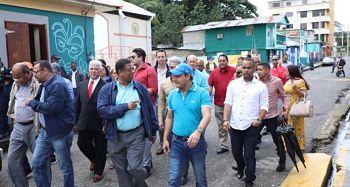 Director Regional Oeste PN revela fiscales controlan puestos de drogas en Las Matas de Farfán