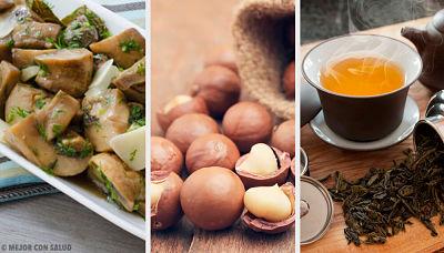 Alimentos que contienen selenio