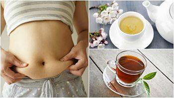 Deliciosos tés que te ayudarán a bajar de peso
