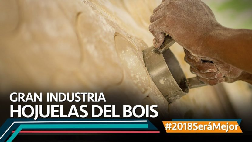 Gran Industria. Hojuelas del Bois #2018SeráMejor