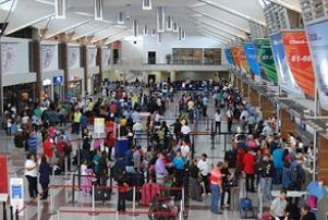Más de un millón de personas viajaron por aeropuertos de RD en enero