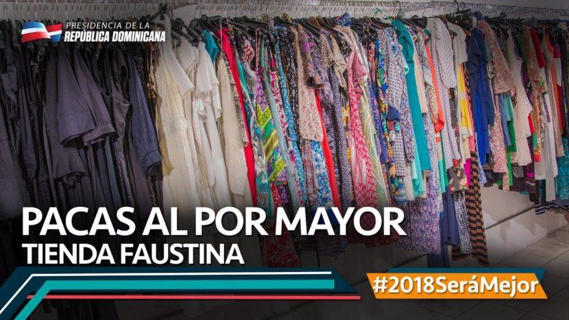 Pacas al por mayor. Tienda Faustina. # 2018SeráMejor