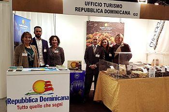RD promueve el cacao orgánico en el 'Salon du Chocolat' en Milán, Italia