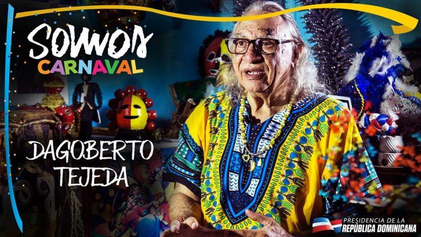 Dagoberto Tejeda. Somos carnaval