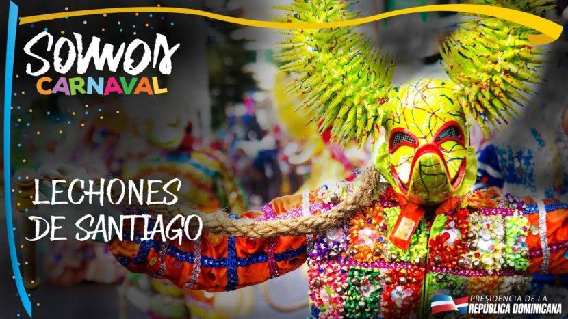 Somos Carnaval. Lechones de Santiago