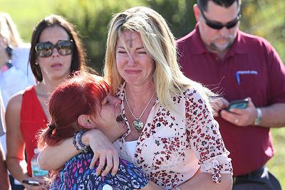 San Valentin rojo asesinatos empañan la Florida