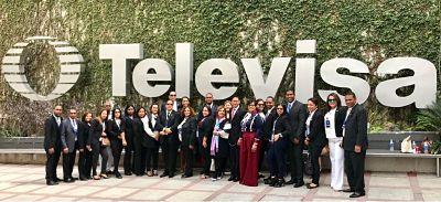 RD presente en la Cumbre Mundial de Comunicación Política en México.