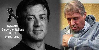 Así respondió Sylvester Stallone ante los rumores de su propia muerte