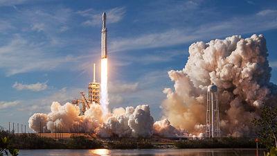 Así es la 'telaraña gigante' con la que SpaceX quiere 'cazar cohetes'