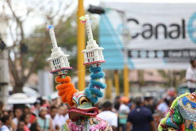 Carnaval de Santiago 2018 iniciará este domingo cuatro de febrero con apoyo de la Alcaldía de Santiago.