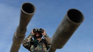 Sistemas de defensa antiaérea de Siria repelen un nuevo ataque por parte de Israel