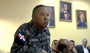 Interrogan general denunció a fiscales