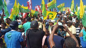 Discurso integro del presidente del Frente Amplio Fidel Santana
