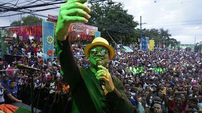 ASDE inicia celebración de carnaval