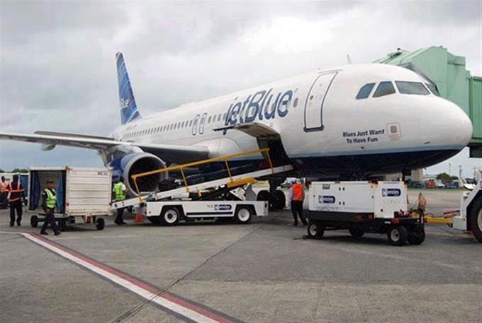 Cancelan varios vuelos entre RD y Estados Unidos por tormenta