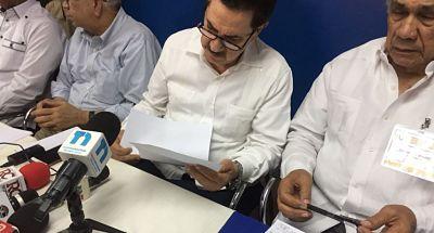 Ante suspensiones PRM realizará elecciones complementarias en las próximas semanas