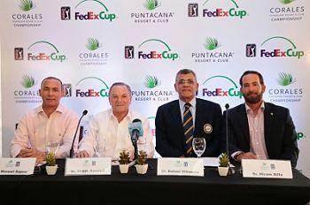 """Frank Rainieri: """"El PGA Tour coloca a RD entre los destinos de golf más importantes del Caribe"""