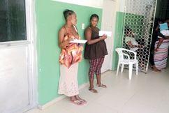 Haitianas ocupan mayoría de camas en maternidad