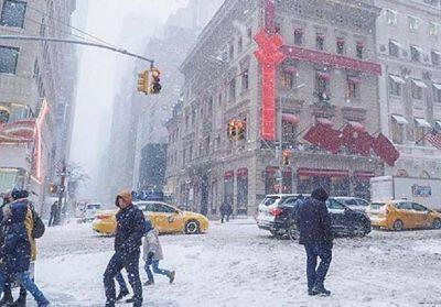 Poderosa tormenta azotará NY y estados aledaños