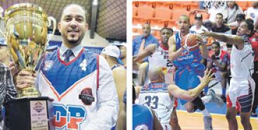 Hoy empieza la versión 38 del baloncesto de Santiago