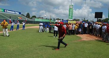 El campeonato RBI San Pedro de Macorís inicia campeonato