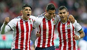 Chivas golea Cibao, avanza en Concachampions