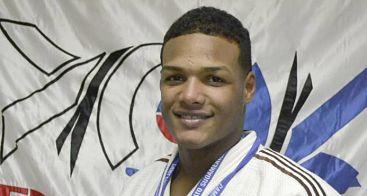 El dominicano Robert Florentino ganó oro en el abierto panamericano de Judo