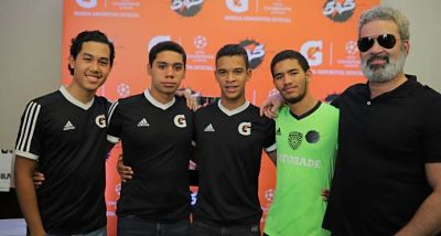 República Dominicana busca a un nuevo campeón de Gatorade 5v5