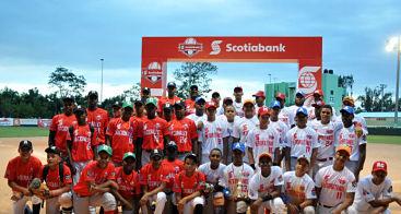 Grupo Metropolitano ganó Juego de Estrellas del Clásico Scotiabank de Pequeñas Ligas