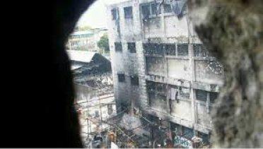 Al menos 68 muertos por incendio tras un motín en un centro de reclusión en Venezuela