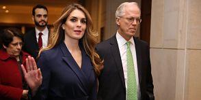 Renunció Hope Hicks, la directora de Comunicaciones de la Casa Blanca