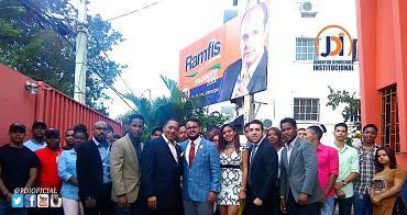 Nueva Generación Política del PDI se une al liderazgo del Candidato Presidencial Ramfis Trujillo