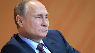 """Putin: """"Rusia es una gran potencia y es mejor tenerla como socia"""""""