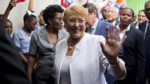 Reformas, Caval y su rol de mujer en la política: Cómo es la imagen del legado de Bachelet en el mundo