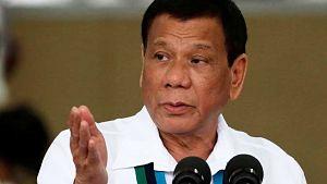 Filipinas se retira de la Corte Penal Internacional tras la investigación al presidente Duterte