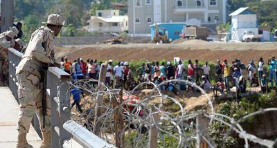 Autoridades de RD y Haití se reúnen en Puerto Príncipe, tratan crisis Pedernales