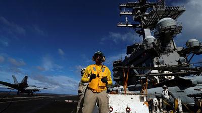 Pekín acusa a EE.UU. de infringir su soberanía en el mar de la China Meridional