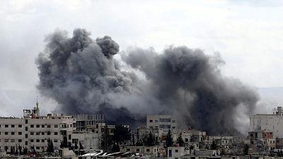 """""""Aullidos"""" solo contra Damasco: Lo que los medios occidentales no cuentan de Guta Oriental"""