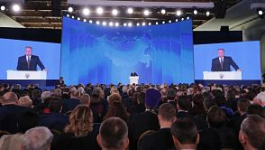 Putin califica el atraso tecnológico como la principal amenaza para Rusia