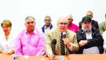 Feris Iglesias afirma en el PRM hay 48,272 inscritos ilegalmente