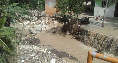 El COE mantiene a tres provincias en alerta verde y tres en amarilla por inundaciones